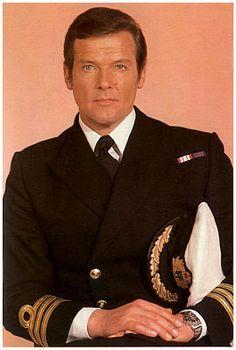 Commander James Bond