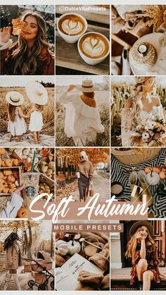 Soft Autumn, Camera Settings, Insta Story, Lightroom Presets, Color Schemes, Beauty Products, Texture, Pictures, Vintage