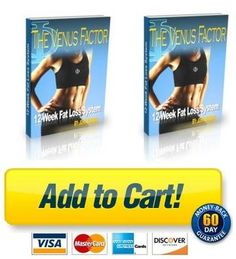 The Venus factor is a weight a loss product intended for women. It is designed as a fitness and diet system. This is considered as one of the newest ways to losing weight especially for women. As a matter of fact this weight loss product is becoming a talk of the town worldwide. http://venusfactorrocks.blogspot.com