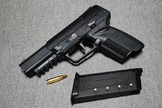 Fn Five Seven, You Magazine, Hand Guns, Weapons, The Past, Shops, Future, Amazon, Firearms