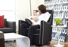 rocking chairs and gliders for nursery Australia - Google Search