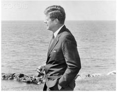 September, 1963 on Squaw Island.  Jackie preferred the privacy of renting a home nearby on Squaw rather than always staying at their Hyannis home on the compound.