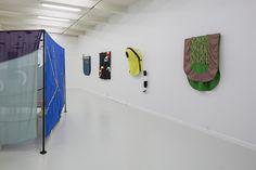 Yvette Brackman, Agit Flight (installation view), Overgaden. Institut for…