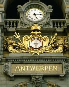 Europe by rail: The romance of the railway Bruges, Unique Clocks, Colouring Pics, Beautiful Streets, French Alps, Amsterdam Netherlands, Art Nouveau, Art Deco, City Style