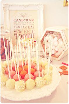 Candy Bar #wedding