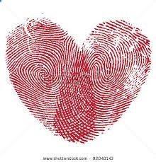 mother daughter/mother son tattoos - fingerprint of each finger made into a heart @Jennifer Milsaps L Hall-Cormican