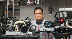 Head-Fi.org founder Jude Mansilla on the Sennheiser Orpheus, Sony MDR-V6 and nondescript product monikers