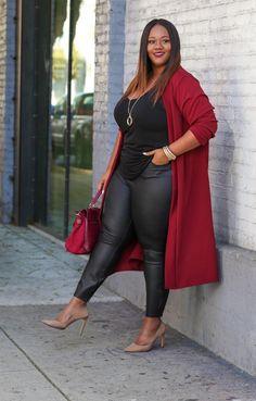 Stylish Plus-Size Fashion Ideas – Designer Fashion Tips Look Plus Size, Curvy Plus Size, Plus Size Fashion Blog, Plus Size Fashion For Women, Curvy Outfits, Fashion Outfits, Womens Fashion, Night Outfits, Ladies Fashion