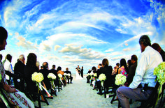 Make your dream wedding a reality in St. Augustine, Florida!   Photo: Life & Love Studio