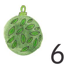 Joulukalenteri 2018 - Värinautit Christmas Ornaments, Holiday Decor, Home Decor, Decoration Home, Room Decor, Christmas Jewelry, Christmas Decorations, Home Interior Design, Christmas Decor