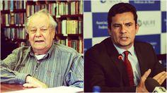 Jornal GGN –O físico e membro do conselho editorial da Folha de S. Paulo, Rogério Cezar de Cerqueira Leite, professor emérito da Unicamp, rebateu a tentativa do juiz federal Sergio Moro, da …