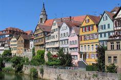 Tübingen: Ann Arbor's German sister city