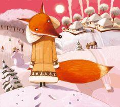 Winter Fox ~ Arsen Džanik′ân