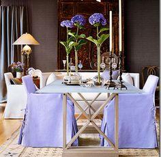 Design Detail: Slipcovers | Bear-Hill Interiors