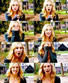 Caroline Forbes - The Vampire Diaries 5x11