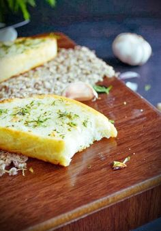 Amazing Homemade Garlic Bread Recipe! Like, Repin, Comment, Follow!! http://recipes.rivoos.com/?p=24