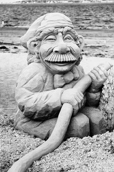 Gnome Sculpture | Flickr - Photo Sharing!