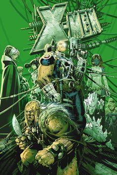 X-Men: Supernovas - Chris Bachalo