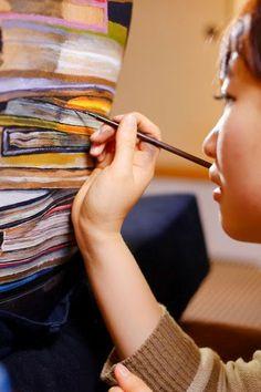 Szwarc, mydło i powidło: Body art  Hikaru Cho
