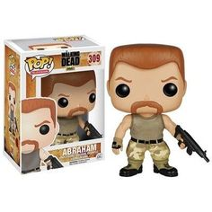 Funko Pop! Abraham The Walking Dead Vinyl Figure