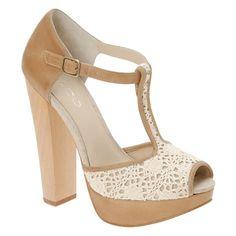 KRUGH - women's peep-toe pumps shoes for sale at ALDO Shoes. - StyleSays