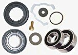 #9: Maytag Neptune Washer Front Loader (2) Bearings Seal and Washer Kit 12002022