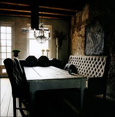 home of monique meij-beekman {photo: jan luijk}