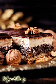 Cheesecake, Polish Recipes, Polish Food, Xmas Food, I Foods, Sweet Recipes, Tiramisu, Muffin, Easy Meals