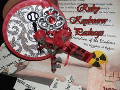 Tommi, you WIN! The Guardian of the Diadems hereby calls forth ALL those who would become the RUBY KEYBEARER for the Kingdom of Radcon! Auction Item begins at $5.00 and includes the following Package: 1 RUBY Key, 1 Puzzle Piece, 1 Letter of Title to the new Key Bearer, 1 Ruby Box of Treasure (to be quested for at RadCon 2015, all yours to keep)! Join our Quest at Radcon for our Masquerade Ball 2015! Bidding ends at 11:59pm, Wednesday, Jan 21, 2014. Castle Project, 5 Year Plan, Auction Items, Masquerade Ball, Puzzle Pieces, The Crown, Event Venues, The Guardian, Wednesday