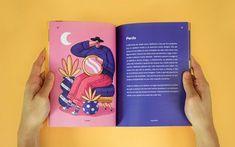 Magazine Page Design, Mise En Page Magazine, Magazine Illustration, Book Illustration, Illustrations, Mises En Page Design Graphique, Book Design Inspiration, Design Art, Design Concepts
