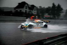 One of the legendary race cars - BMW Z4 GT3