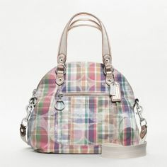 Just got this plaid, but in the glamour tote style <3 love it!