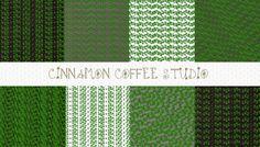 Leaf Texture Tropical Leaves Backgrounds by CinnamonCoffeeStudio