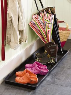 Large Boot Tray | Mudroom Supplies | Gardeners.com
