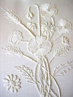 Thrilling Designing Your Own Cross Stitch Embroidery Patterns Ideas. Exhilarating Designing Your Own Cross Stitch Embroidery Patterns Ideas. Hardanger Embroidery, Paper Embroidery, Embroidery Transfers, Learn Embroidery, Silk Ribbon Embroidery, Hand Embroidery Patterns, Embroidery Kits, Cross Stitch Embroidery, Machine Embroidery Designs