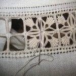 Hardanger embroidery...beautiful!
