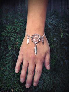 Dream Catcher Bracelet. Inspiration
