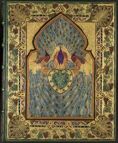 Rubáiyát of Omar Khayyám by Stanley Bray ~ Published in 1884.
