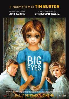 Big Eyes, dal 1° gennaio al cinem,a.