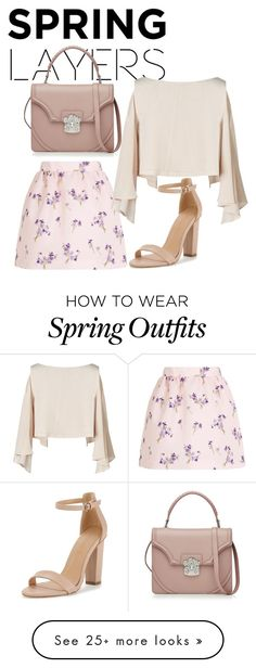 """Outfit"" by meloprea on Polyvore featuring RED Valentino and Alexander McQueen"