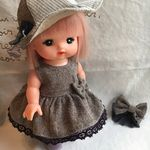 ☆メルちゃんきせかえ4点セット☆ Handmade Clothes, Dolls, Hats, Clothing, Outfits, Fashion, Diy Clothing, Baby Dolls, Moda