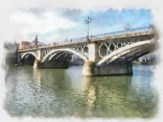 Andalucia, Bridges, Skyline, Ideas, Skulls, Boats, Antigua