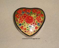 Valentine Day Gift/Valentine Day Box/Trinket heart box/Heart shaped keepsake box/handmade jewellery box is part of aquariann's Valentine Shop Hop at http://blog.aquariann.com/2014/01/handmade-shop-valentines-day-gifts.html