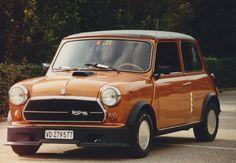 Photo - Ma première voiture une mini 1100 Spécial. | notrehistoire.ch