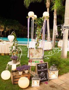 Decoraci n de escalera para bodas elegantes decoraciones - Decoracion bodas civiles ...