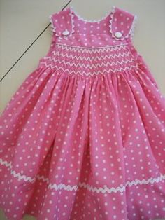 Smocked sundress | Flickr - Photo Sharing!...i have got to learn to smock!!