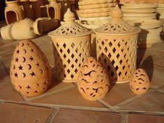 marroquíes de barro