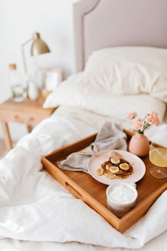 A Cozy Breakfast In Bed Menu To Try This Valentine's Day