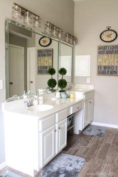 Master Bathroom Make