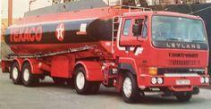 Fuel Truck, Old Lorries, Oil Tanker, Texaco, Commercial Vehicle, Peterbilt, Classic Trucks, Cool Trucks, Gas Station
